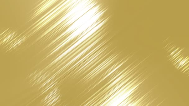 Abstract golden background with lines
