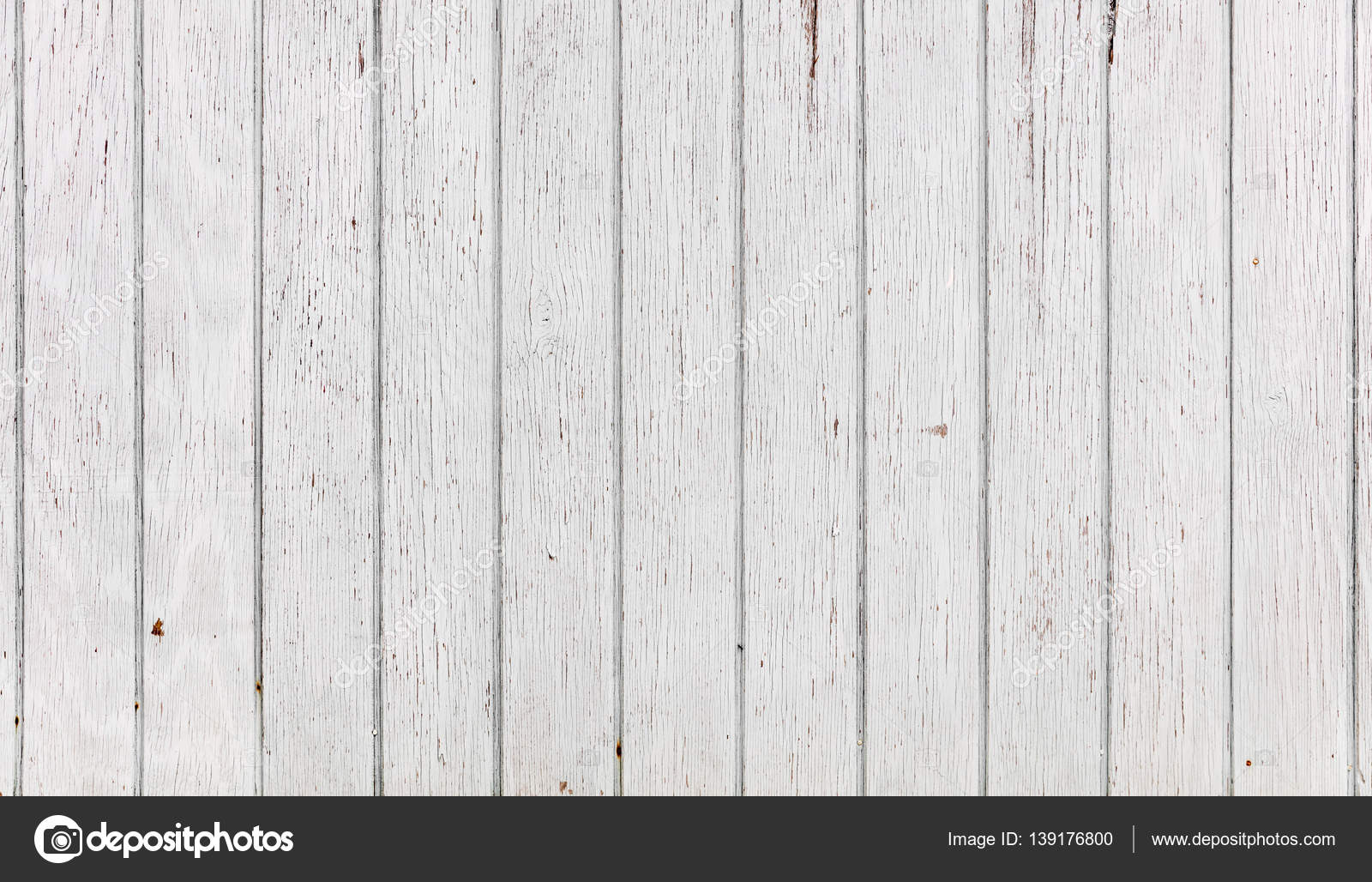 Pareti In Legno Bianco : Parete in legno bianco tavole vecchio fondo di legno rustico