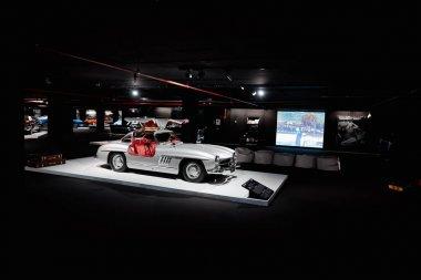 Sports car Mercedes-Benz 300SL (W198)