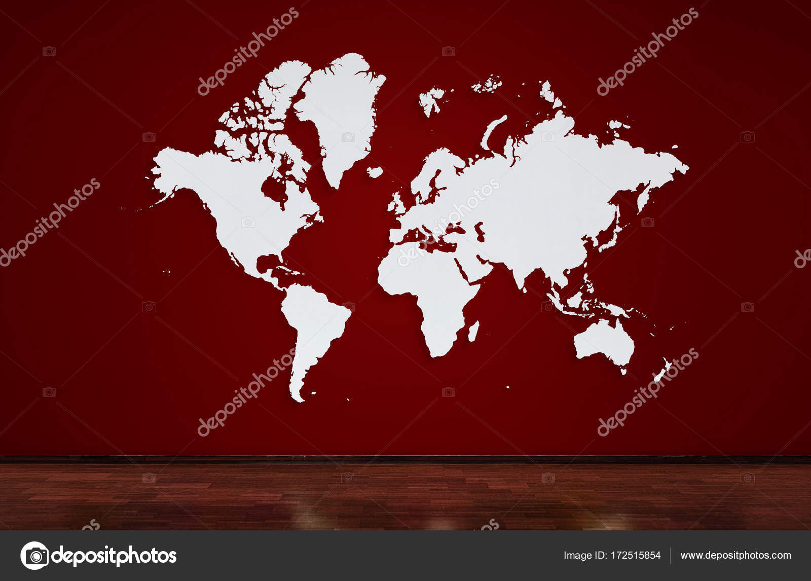 world map popular world map template cover stock photo