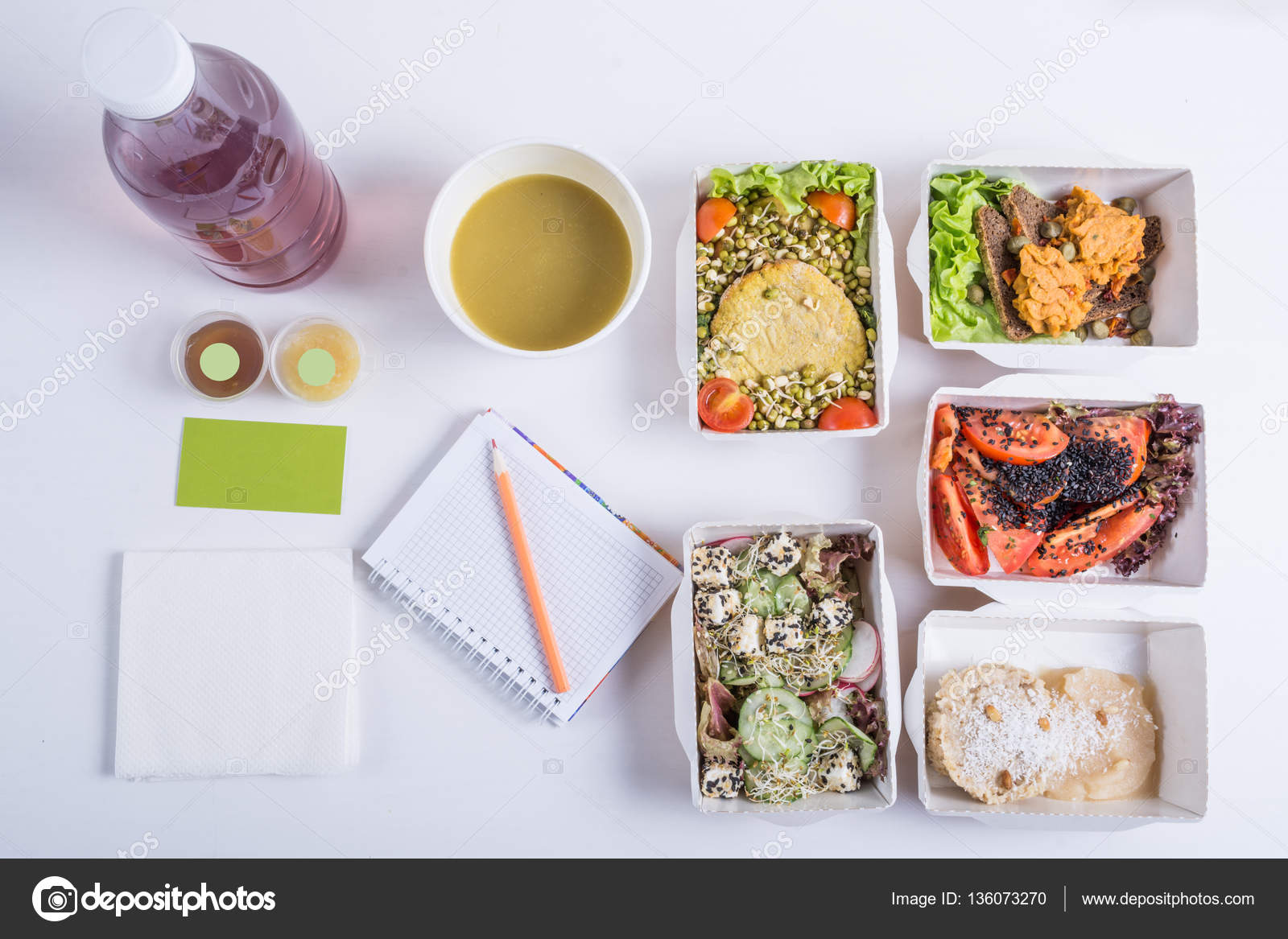 Healthy food delivery business plan