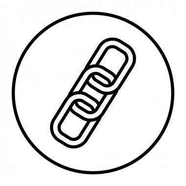 chain link button icon