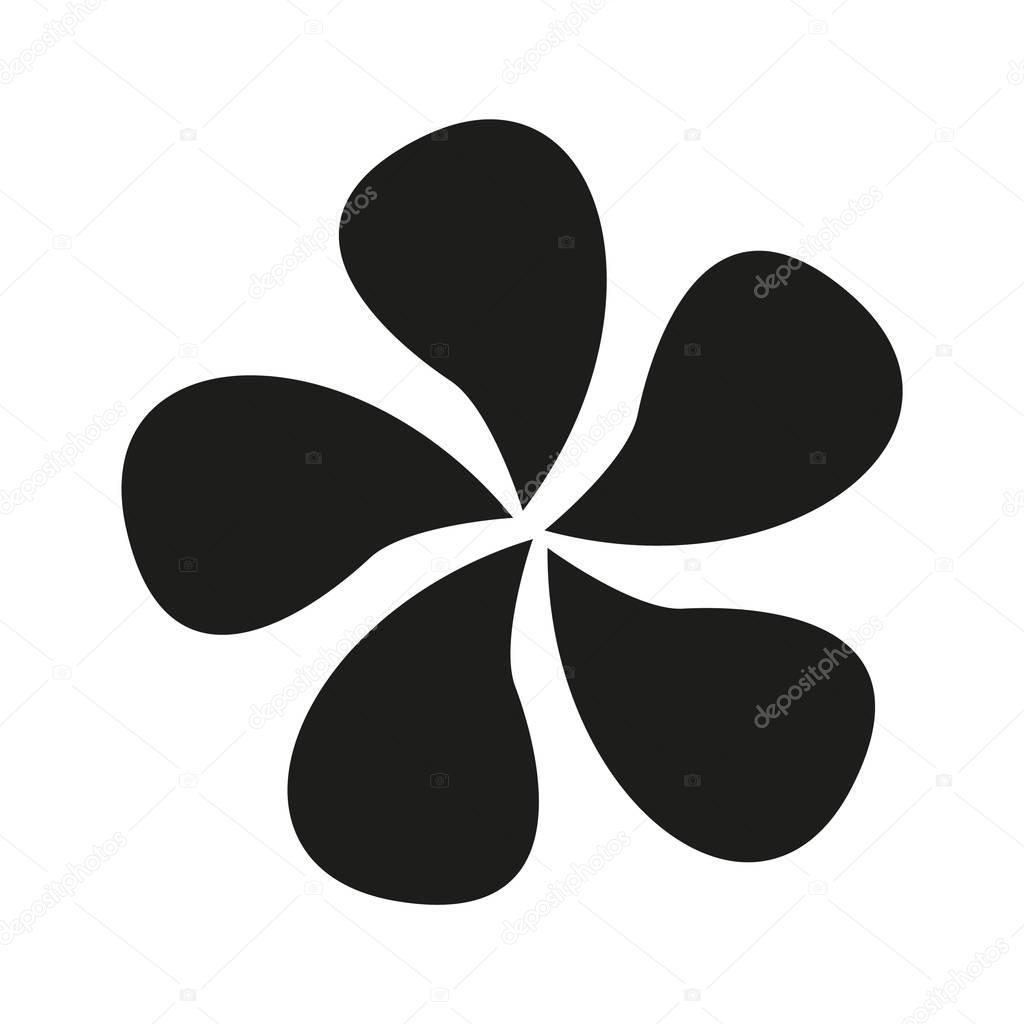 beauty flower icon