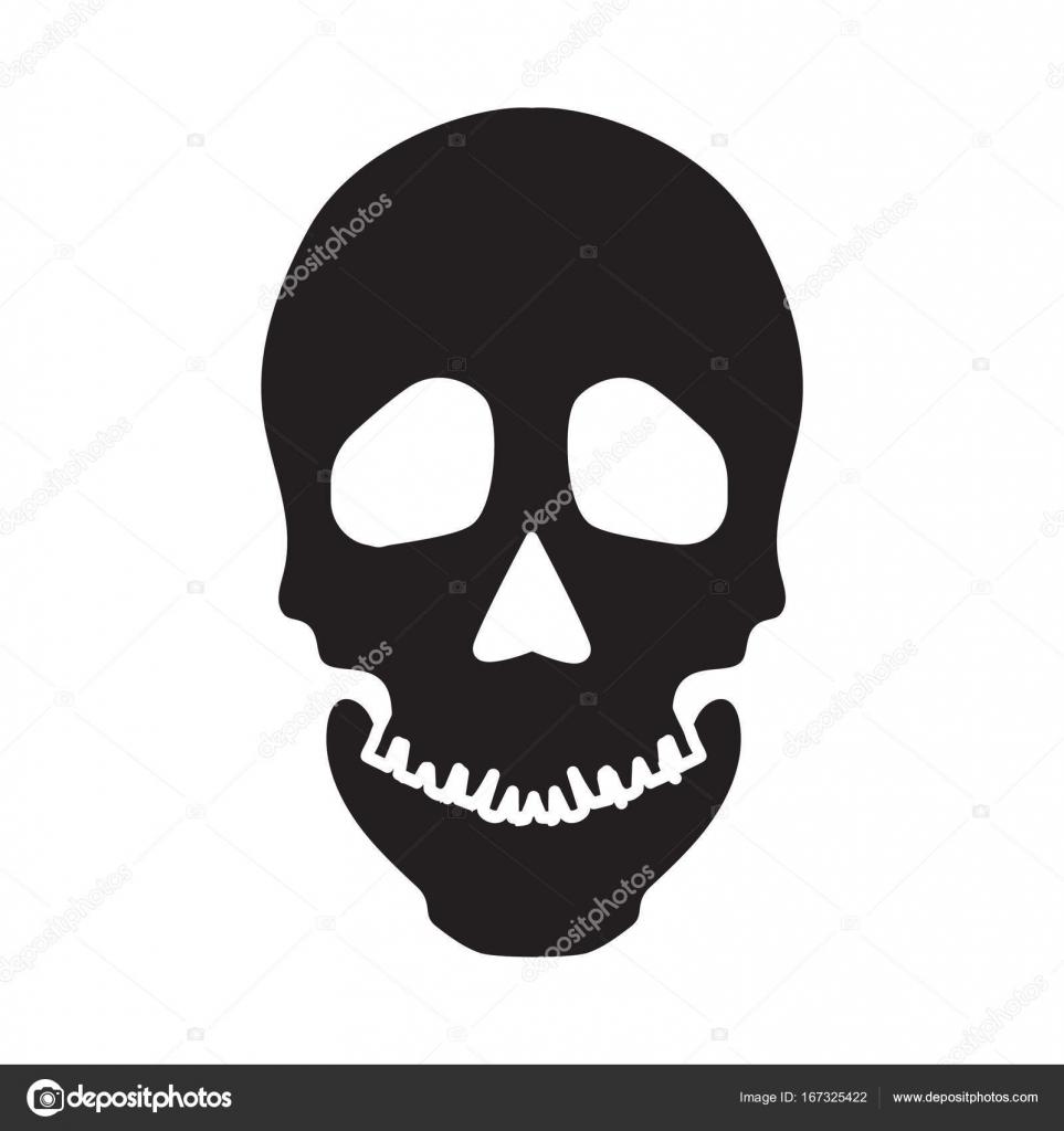 flat black skeleton icon � stock vector 169 angbay 167325422