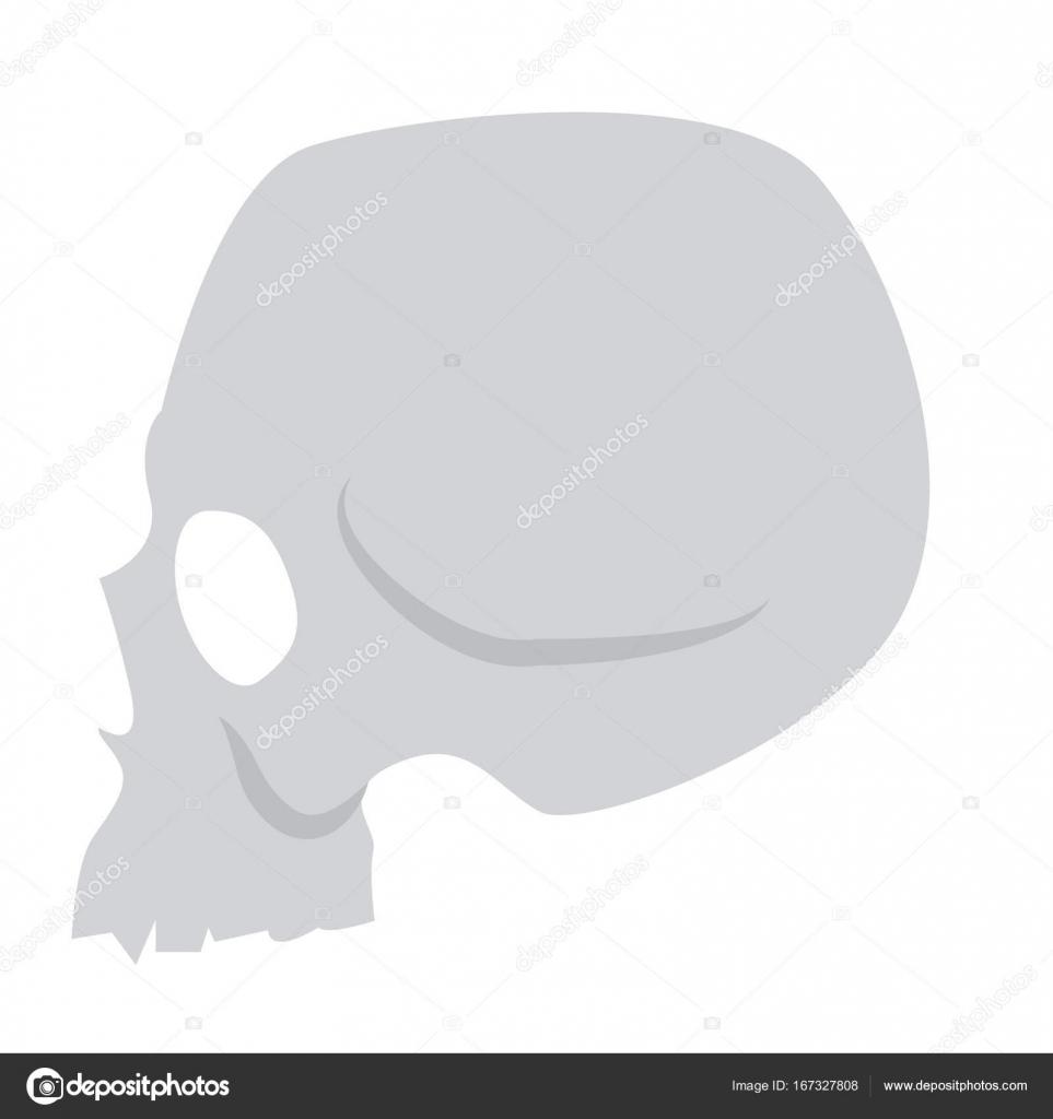 Icono de esqueleto plano color — Vector de stock © AngBay #167327808