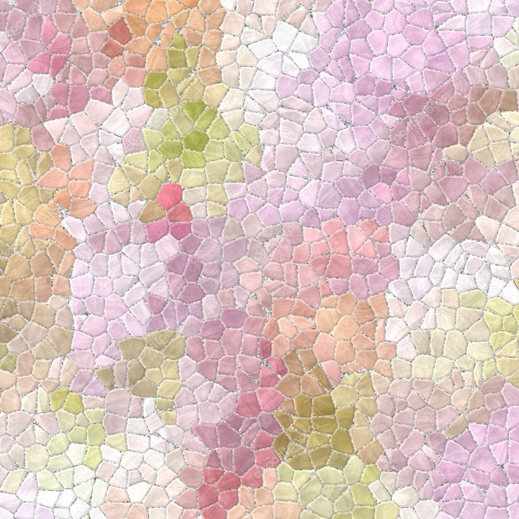 Pastel color abstracto irregular pl stico piedra mosaico for Marmol color morado