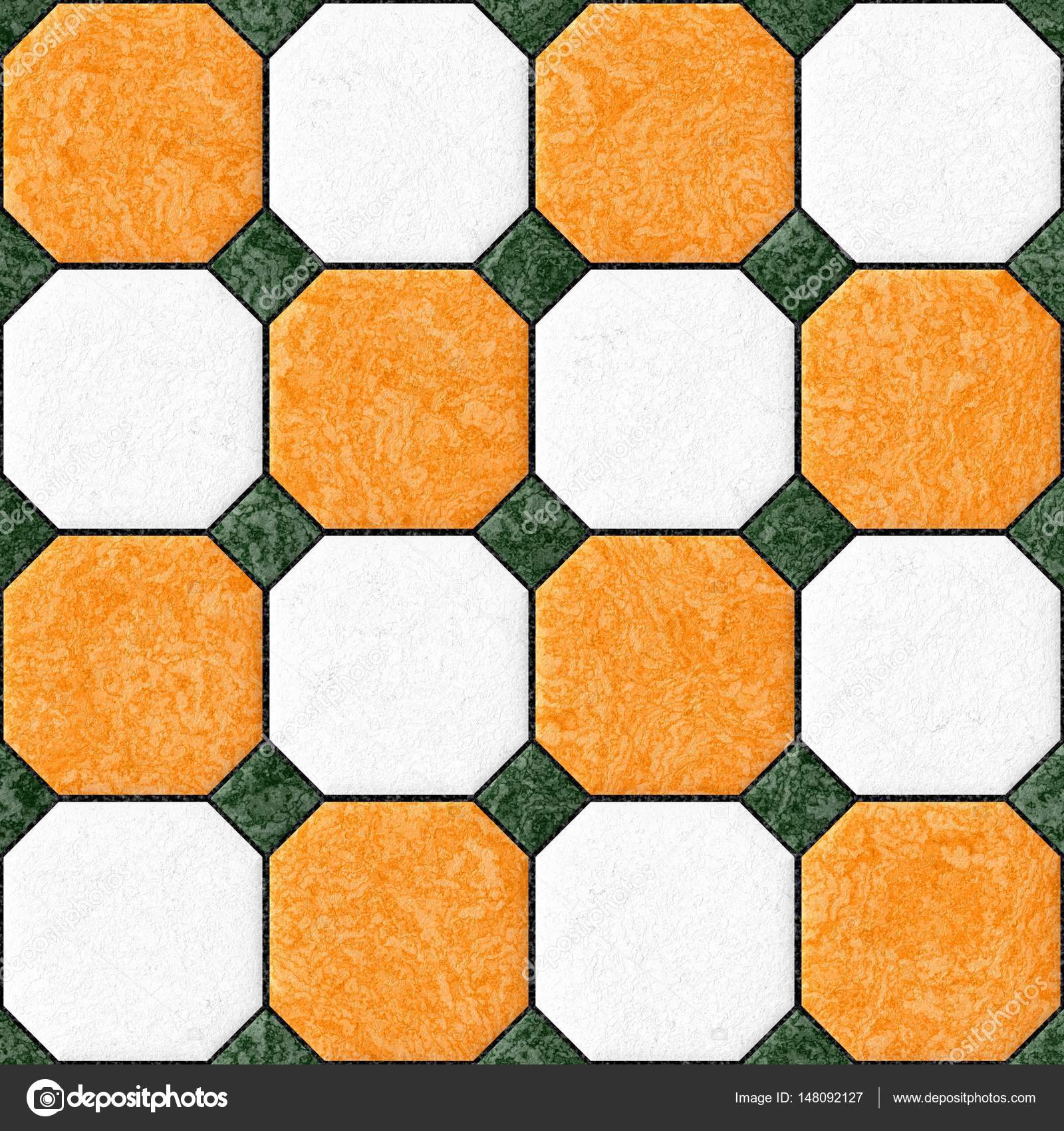 Marble square floor tiles with green rhombs and black gap seamless marble square floor tiles with green rhombs and black gap seamless pattern texture background orange dailygadgetfo Gallery