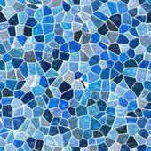 moře, barevné podlahy mramor nepravidelné plastové kamenné mozaiky vzor textury bezešvé pozadí s bílou spárovací hmoty - modré barvy