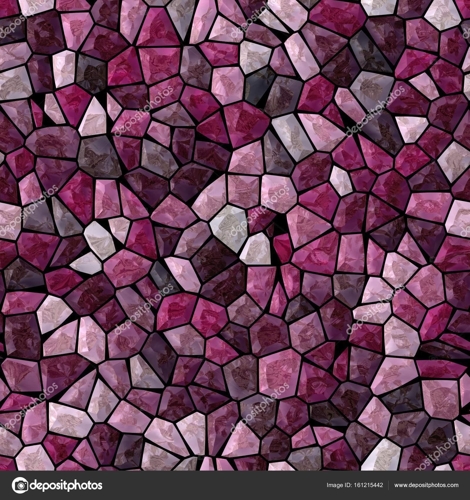 Superficie piso mosaico de m rmol sin fisuras de fondo con for Marmol color morado