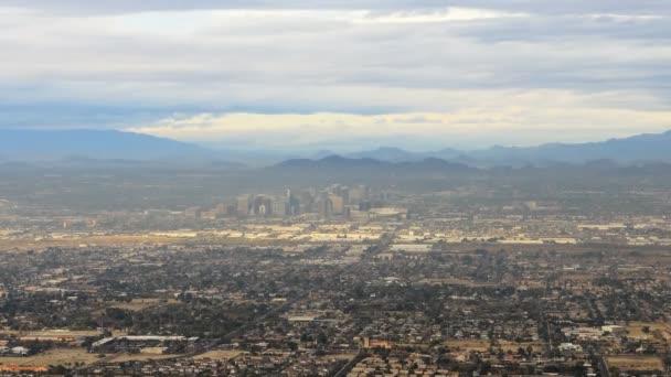 4 k Ultrahd Timelapse-Phoenix-völgyében, a nap