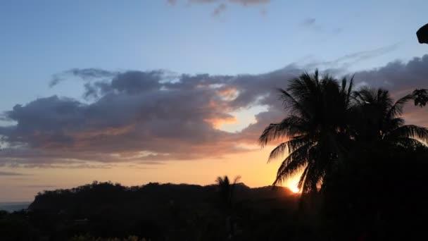 Mentén a Costa Rica-i Sunset hills 4k