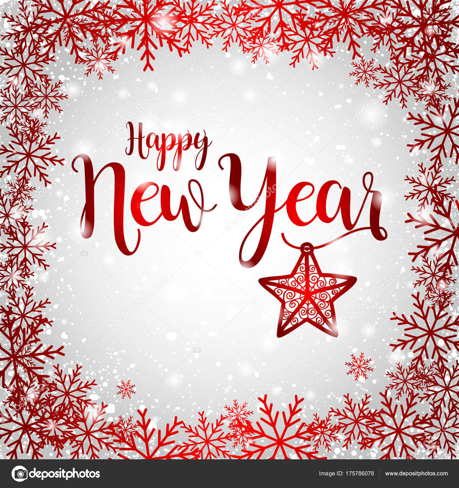 New year card vector stock vector cylnone 175786078 new year card vector stock vector m4hsunfo