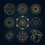 Posvátná geometrie formy, tvary čar