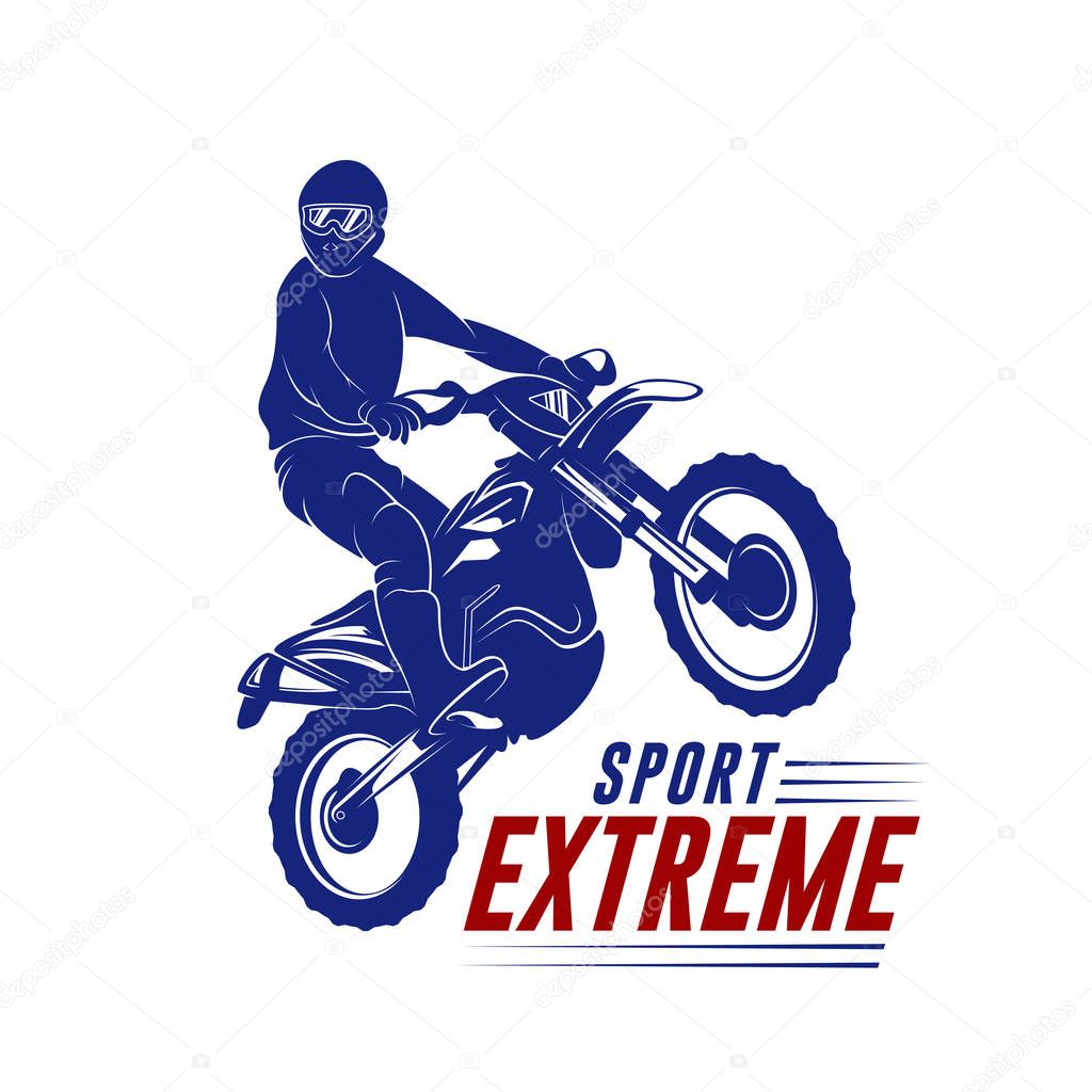 Motocross Jump Logo Vector Motocross Freestyle Vector Motocross Vector Illustration Premium Vector In Adobe Illustrator Ai Ai Format Encapsulated Postscript Eps Eps Format