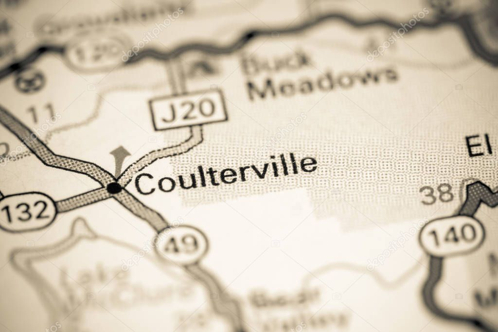 COULTERVILLE