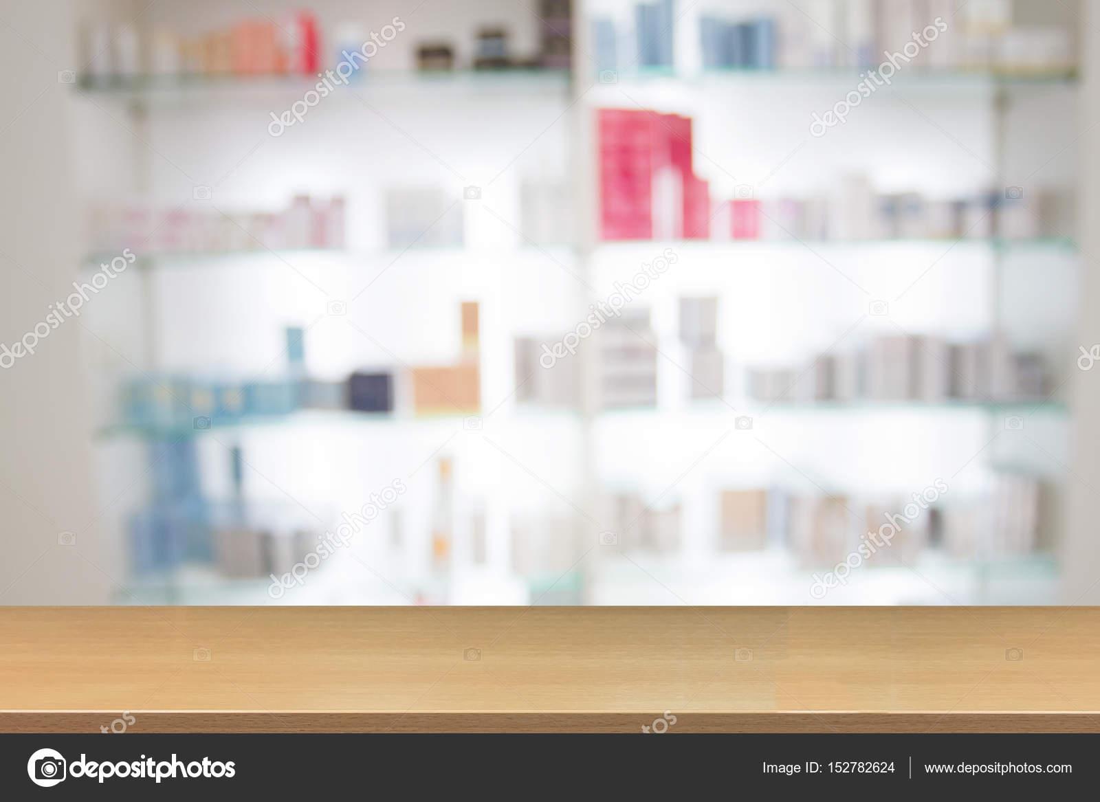 verschwommen Medizin Schrank und Store Medizin und Pharmazie ...