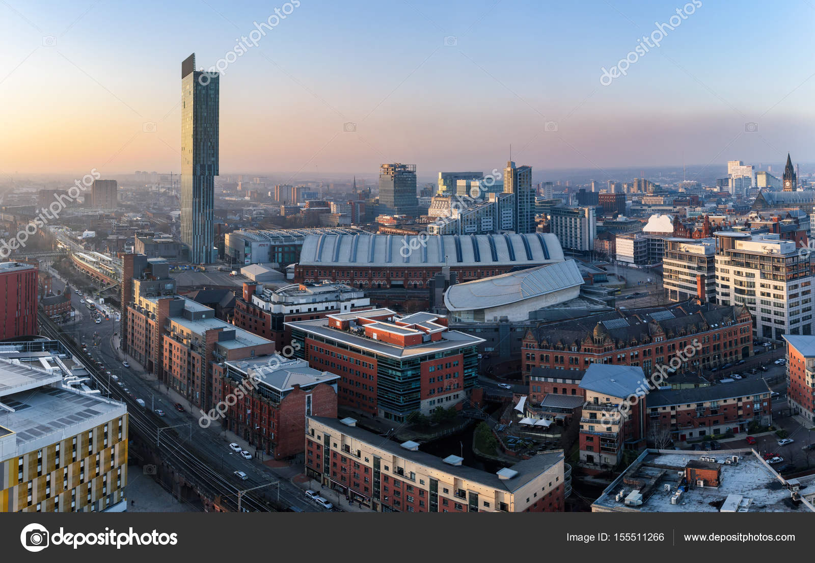 Манчестер сити в городе