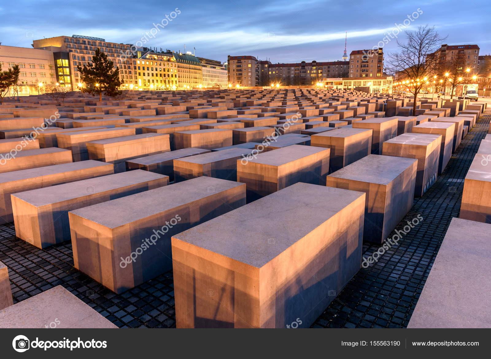 Holocaust Memorial Near Brandenburg Gate Stock Editorial Photo C Sakhanphotography 155563190