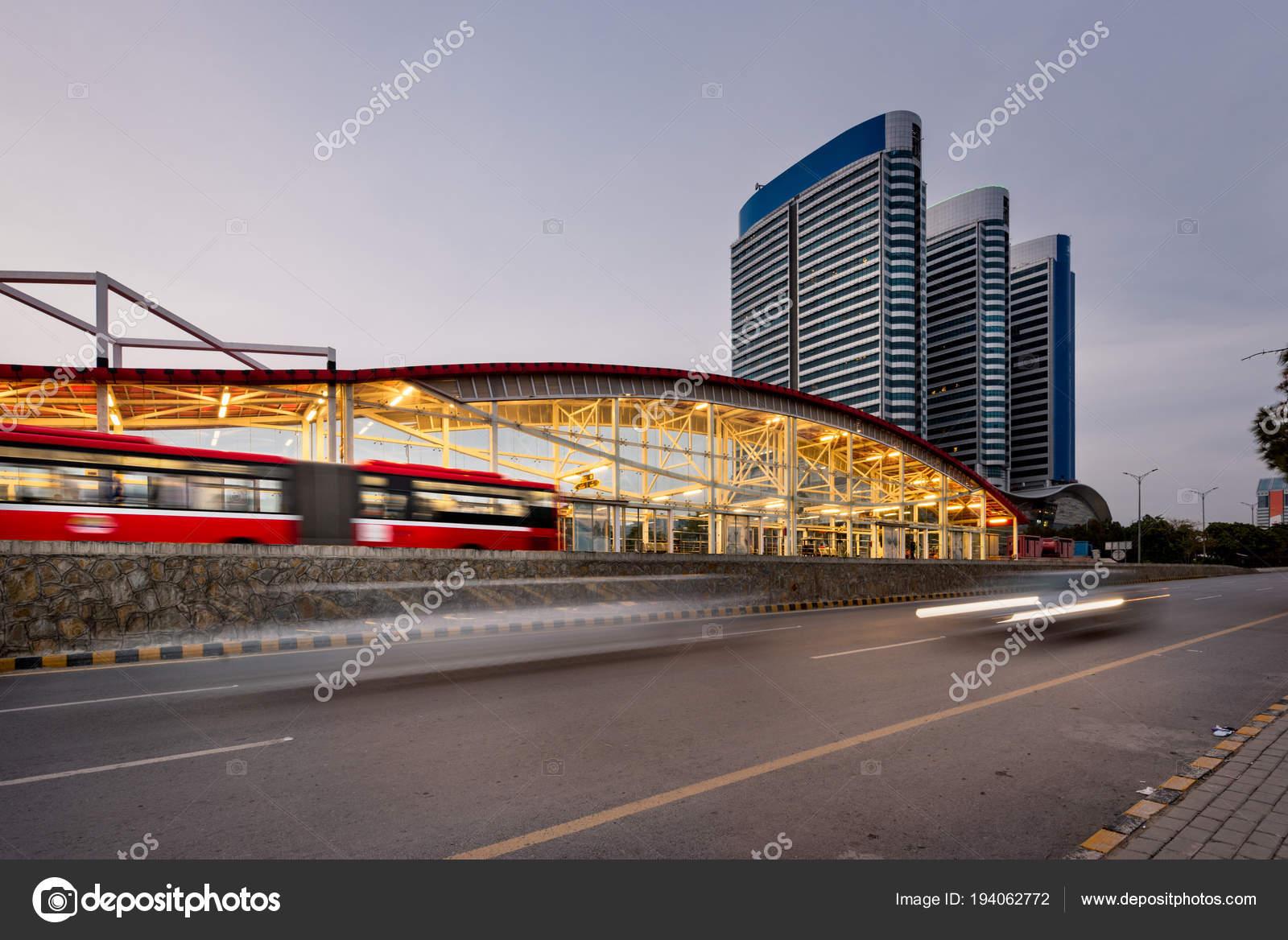 Rawalpindi Islamabad Metrobus Bus Rapid Transit System