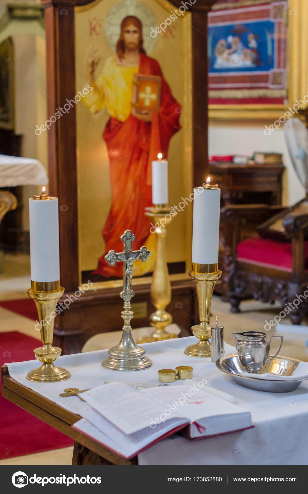 Vorbereitung Auf Die Taufe In Der Orthodoxen Kirche