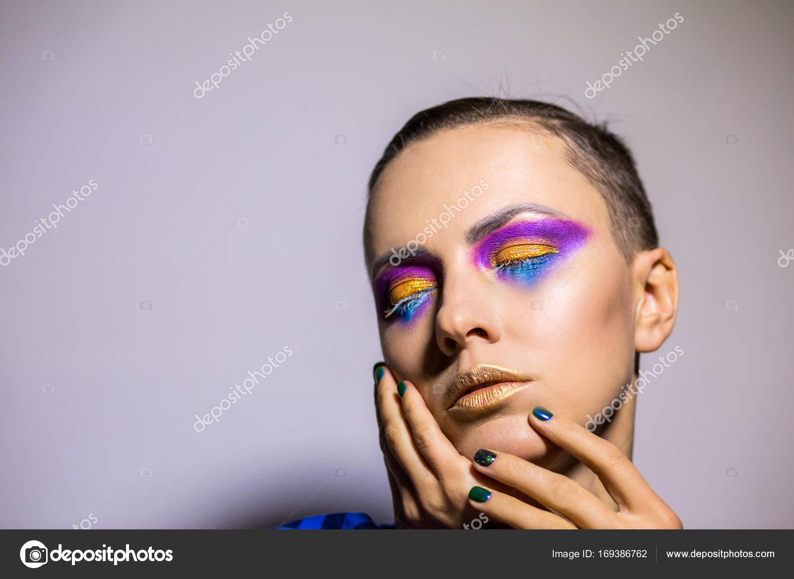 Макияж глаз пошаговое фото для зеленых глаз - Мой секрет
