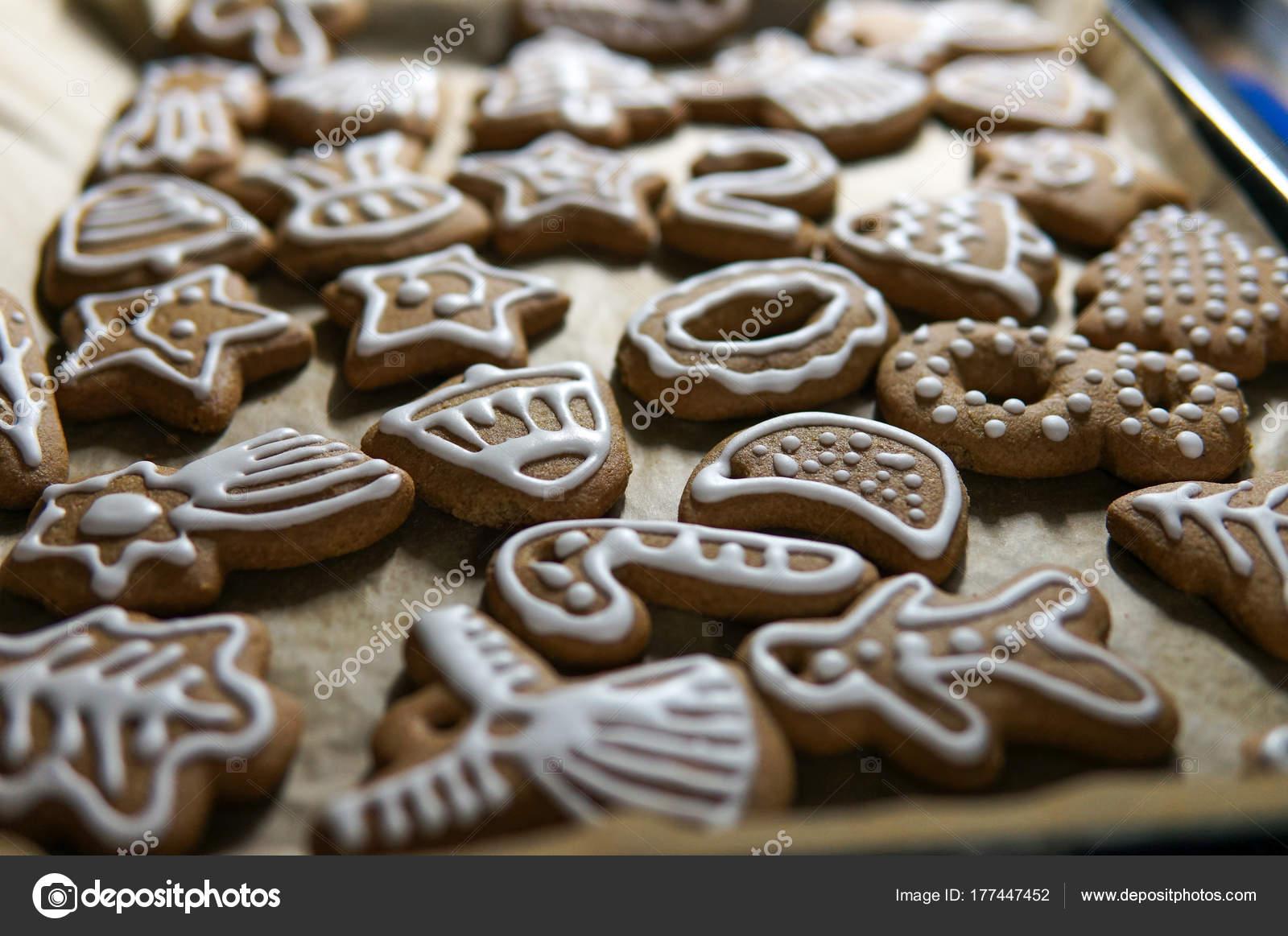 Biscotti Allo Zenzero Di Natale.Pane Natale Biscotti Allo Zenzero Profondita Visualizzazione Luce
