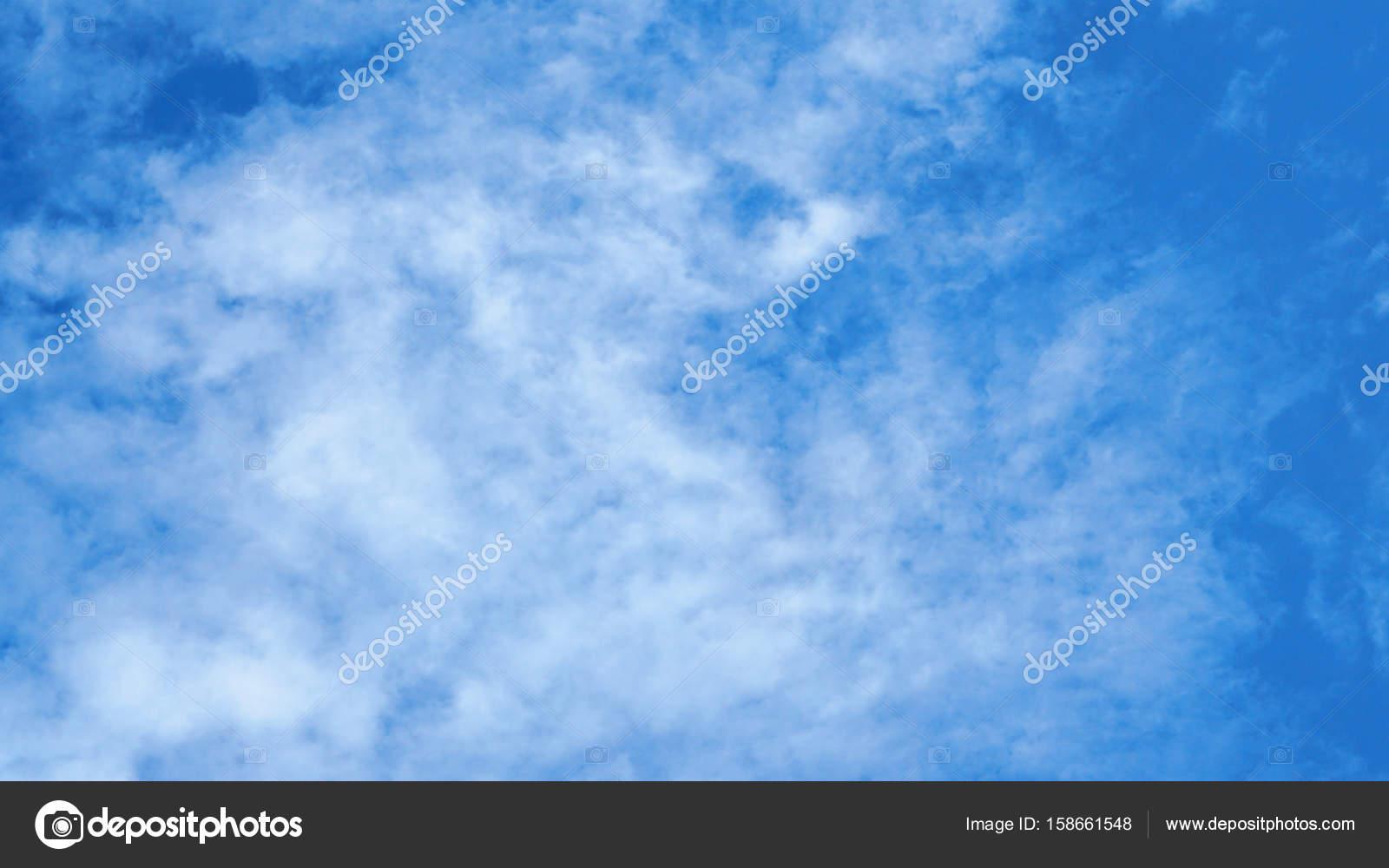 Fond Bleu Ciel Nuages Photographie Kikkalek 158661548