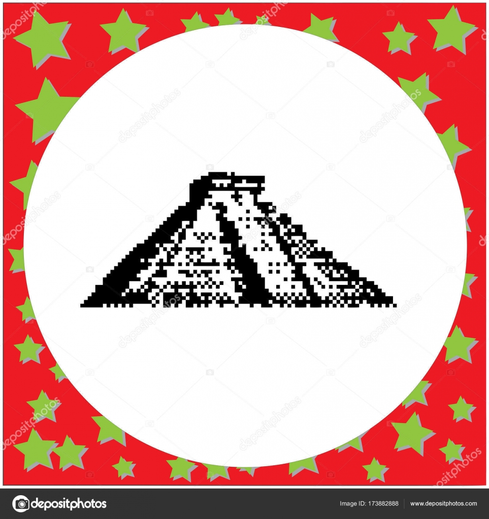 Pir Mide Maya De Kukulc N El Castillo En La Ilustraci N De Vector  # Muebles Kukulcan