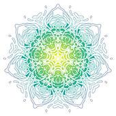 Elemento decorativo dellannata mandala