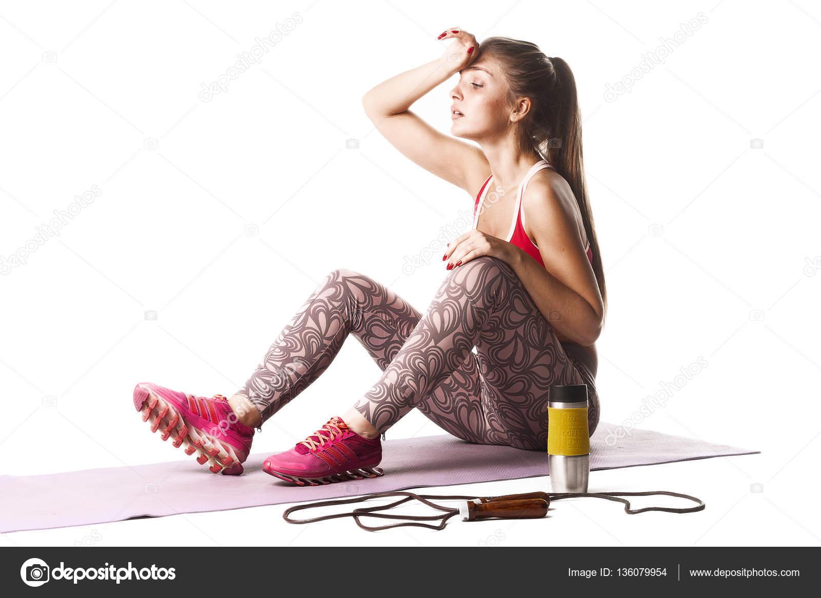 krásne nahé fitness modely