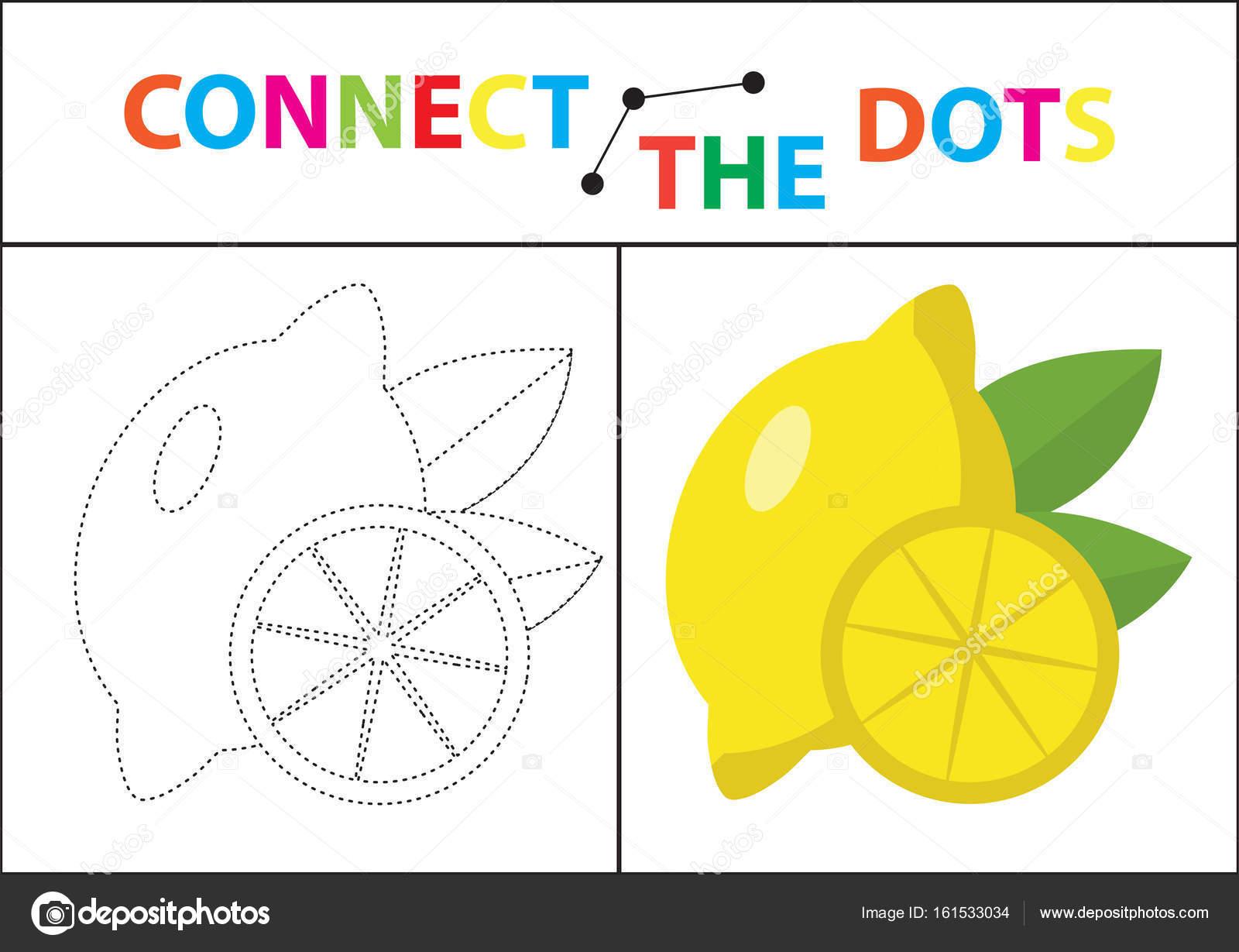 çocuk S Motor Becerileri Eğitim Oyunu Nokta Resim Bağlayın Okul