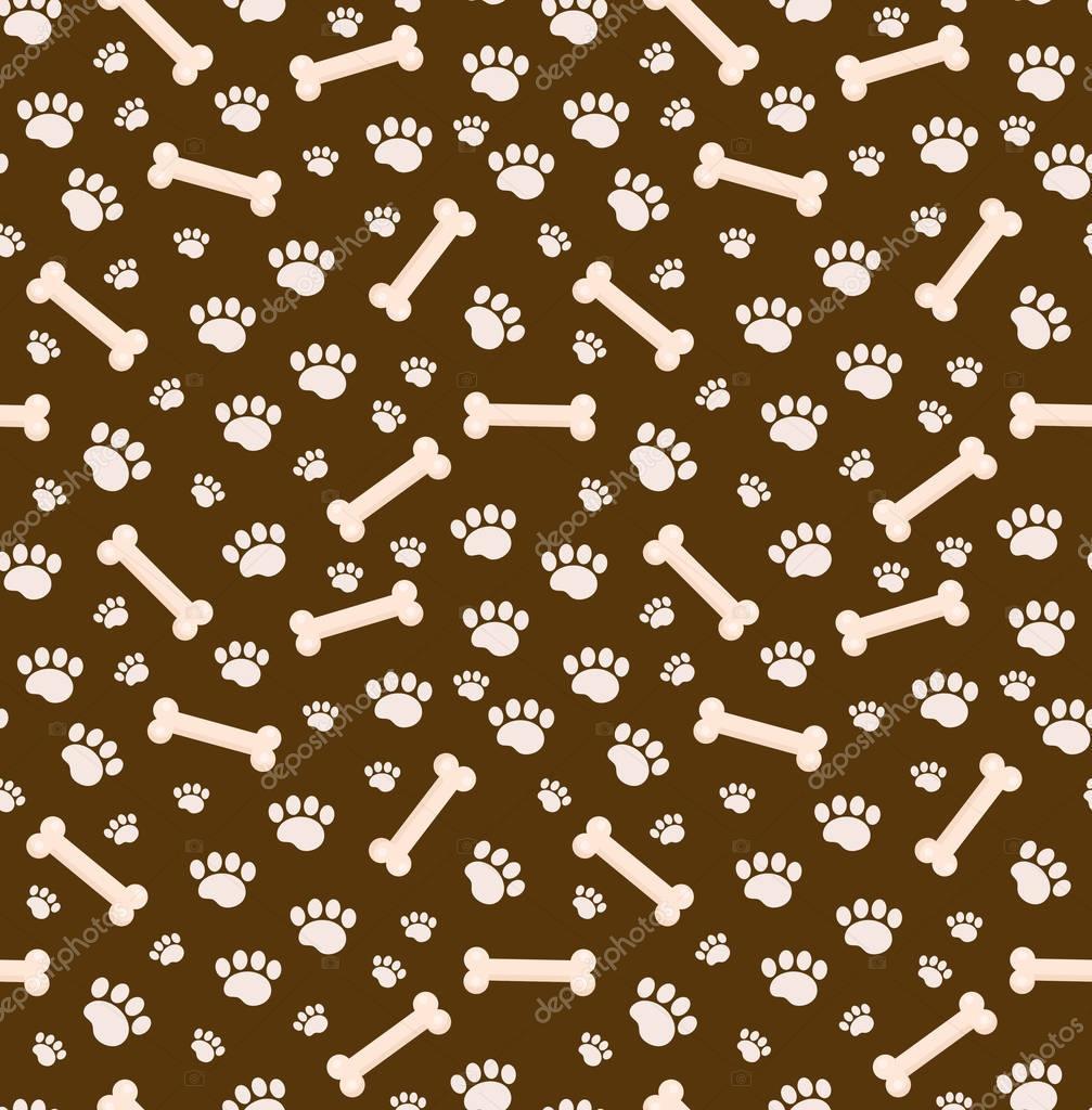 dog bone pattern - HD984×1080