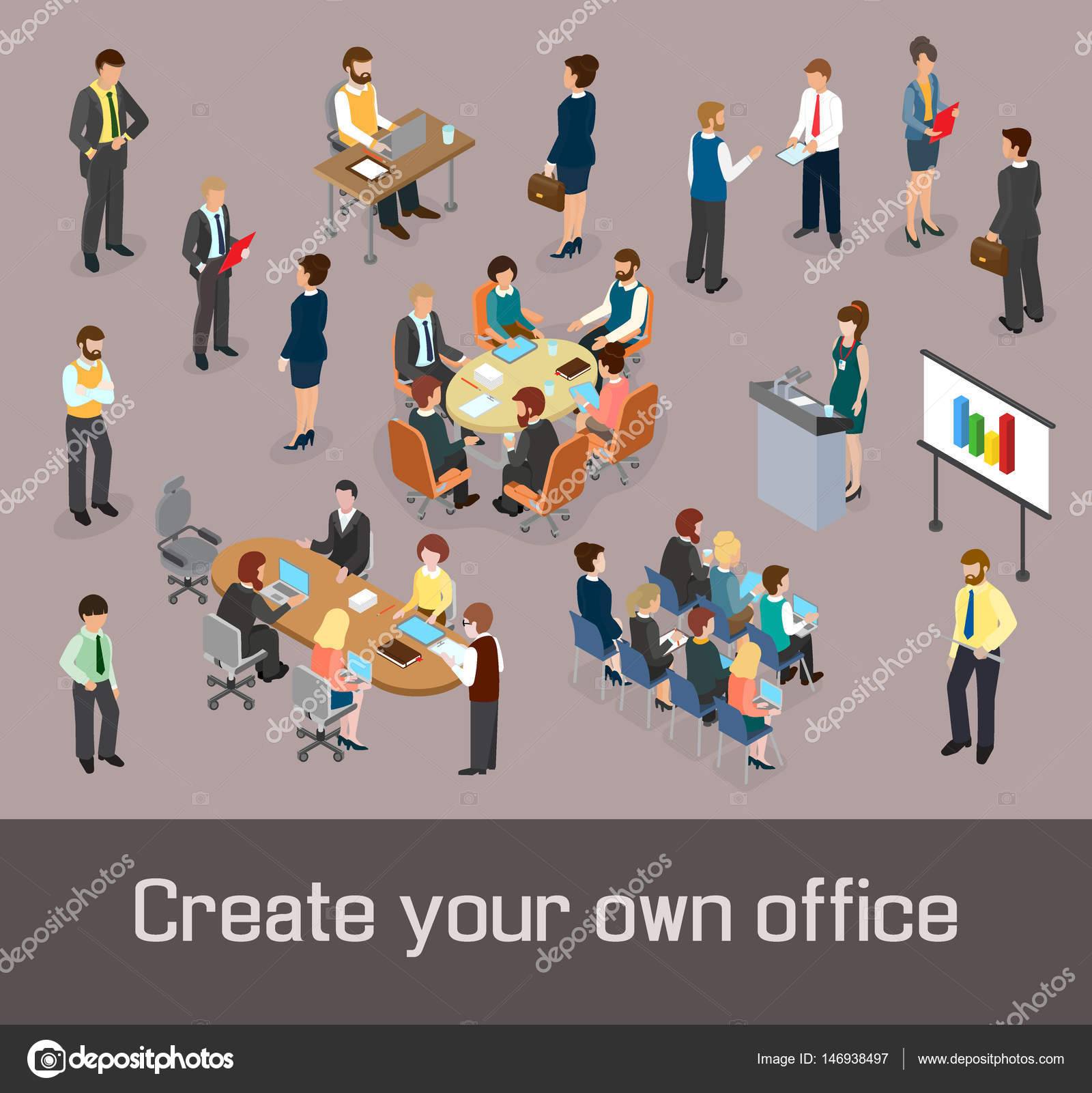 Alisarut 146938497 for Design your own office