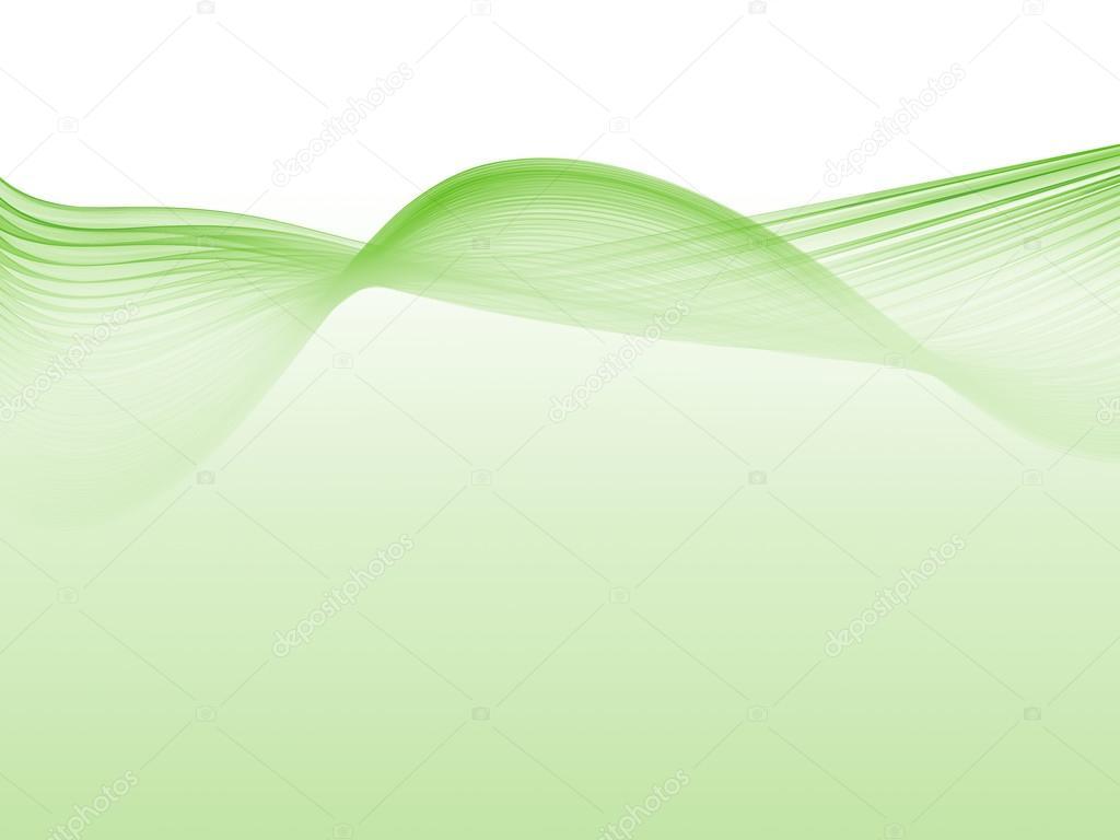 green powerpoint template