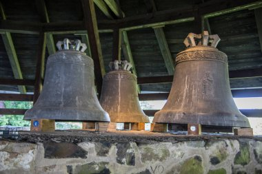 Ringing bells at Greifenstein Castle