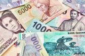 Zavřít obrázek indonéské rupie bankovky