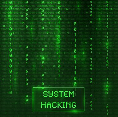 Hacking system message