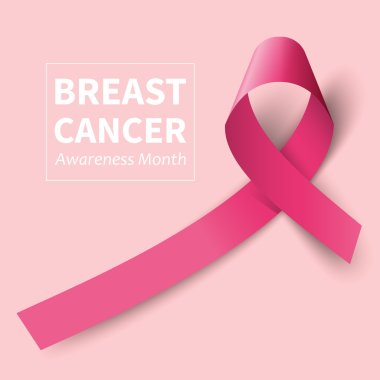 twisted pink ribbon Breast