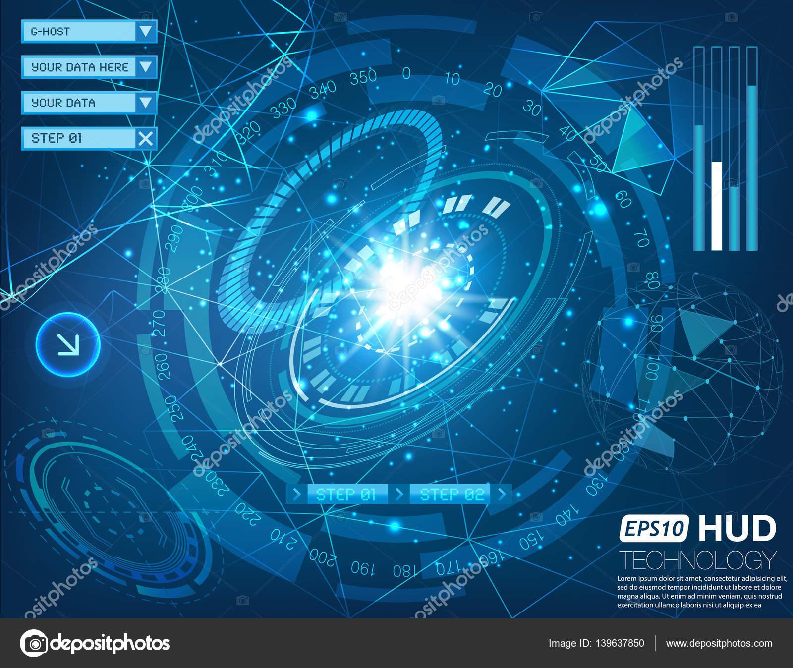 Futuristic Stock Vectors Royalty Free Illustrations 555 Circuitjpg Technological Circuit Vector