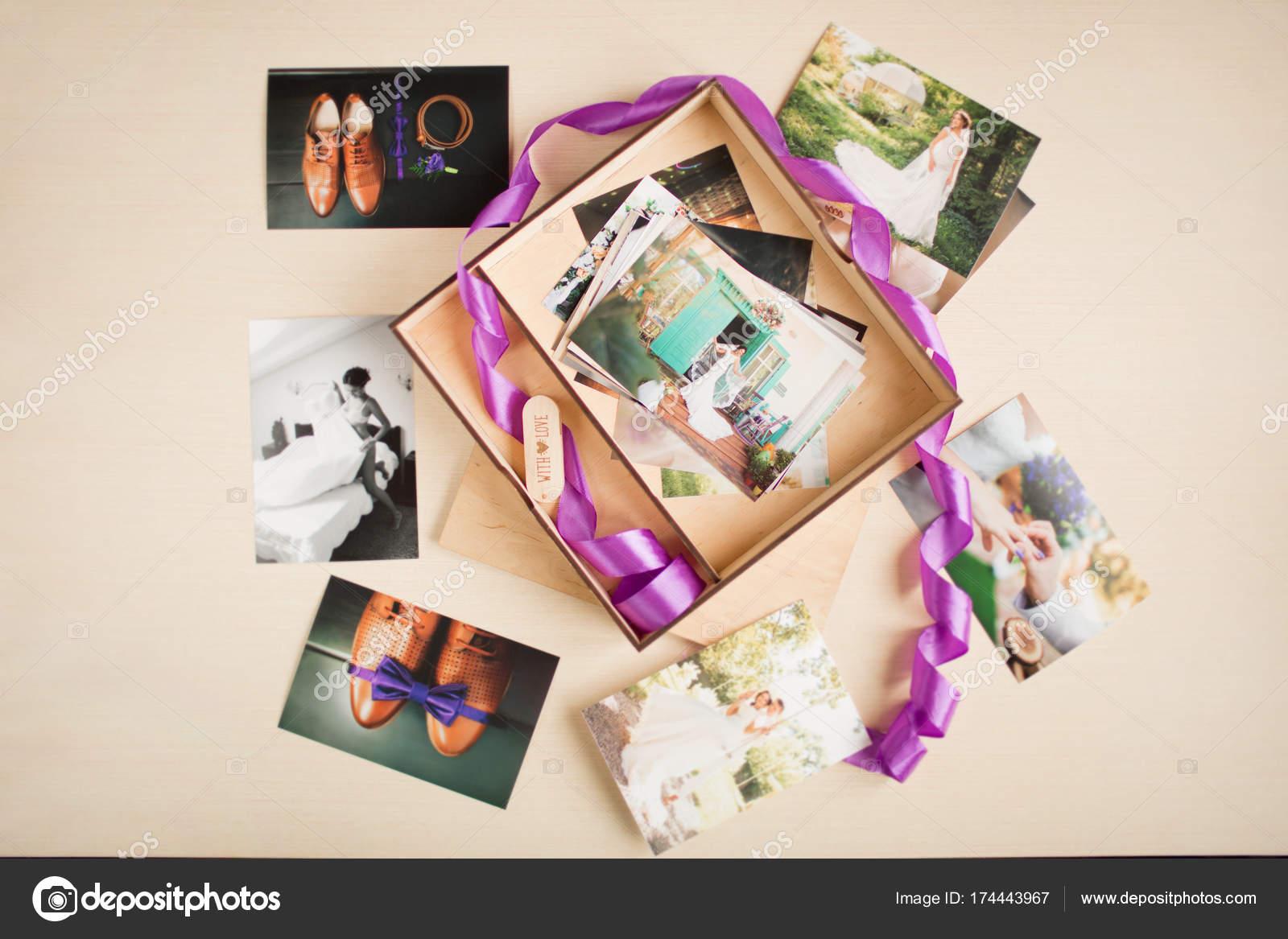 Originelles Geschenk Prasent Schone Hochzeit Fotobuch Und Usb Flash