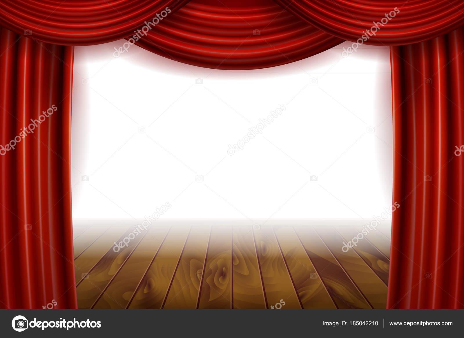 red vector zigzag illustration depositphotos stock velvet curtain edita curtains white flat and black floor