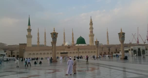 Al Madinah, Saudi arabia, September 2016 masjid (mosque) nabawi