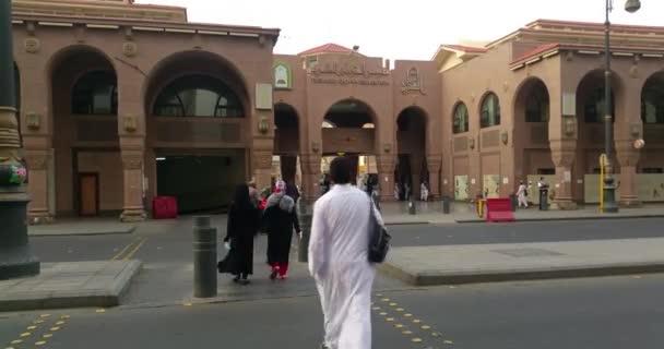 al madinah, saudi arabia, September 2016 masjid (Moschee) nabawi
