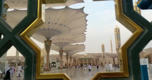 Al Madinah, Saudi arabia, September 2016 masjid (mosque) nabawi