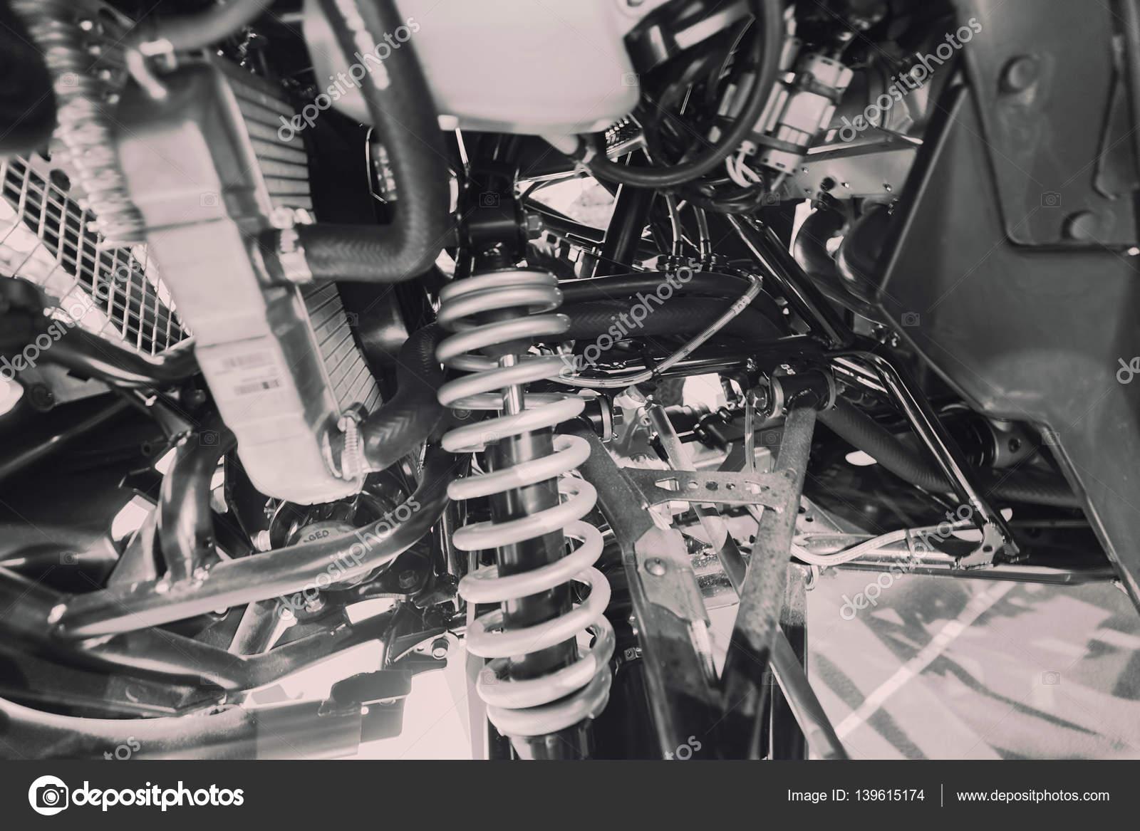 Variable Teile des Autos — Stockfoto © VladimirNenezic #139615174