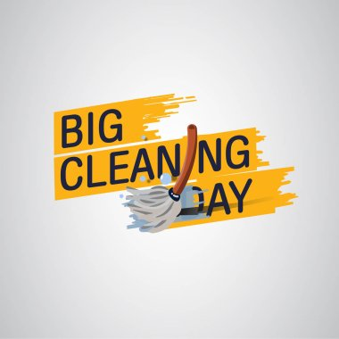 Cleaning Logo - Vector