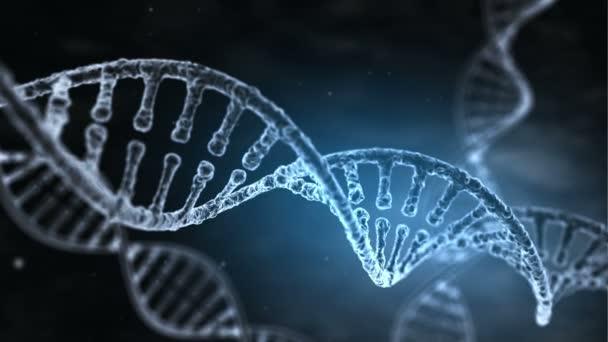 DNA Strand Zpomalený pohyb