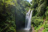 Beautiful  Aling Aling Waterfall, Bali, Indonesia