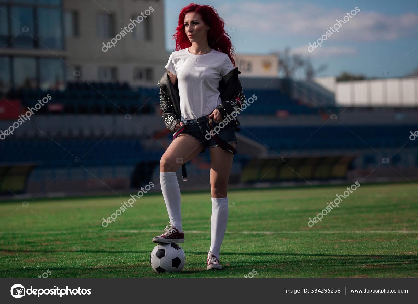 Fußball nfl sexy Cheerleader Muschi