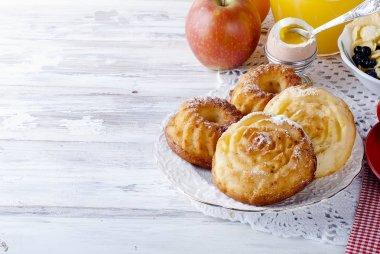 homemade cupcakes for breakfast